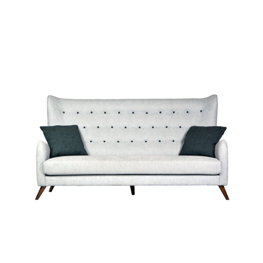 Tucker 3 Seater Sofa, Fabric - Novena Furniture Singapore