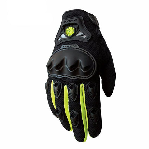Summer Breathable Motorcycle Racing Gloves