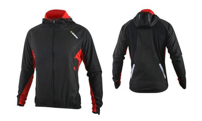 Men Breathable Cycling Coat