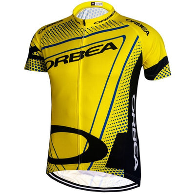 Jersey Top Bicycle Bike Shirt