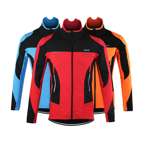 Thermal Fleece Cycling Jacket
