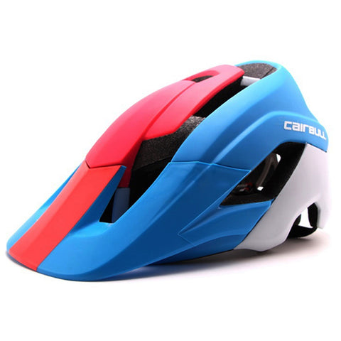 Integrally-Molded Bike Helmet