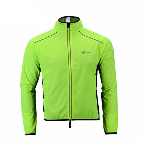 Cycling Rain Coat Jersey
