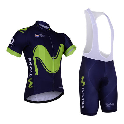 Breathable Short Sleeve Cycling Set