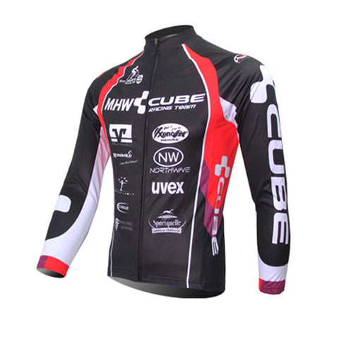 Quick Dry Breathable Cycling Jersey