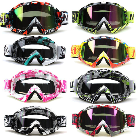 Motocross Anti-distortion Dustproof Glasses