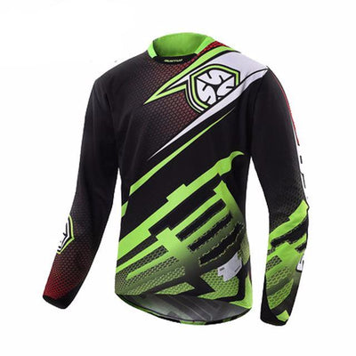 Motocross Off-road T-shirt Ride
