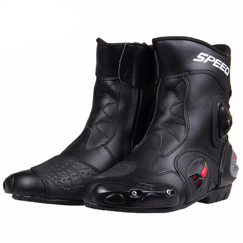 Riding Boots Men Motocross