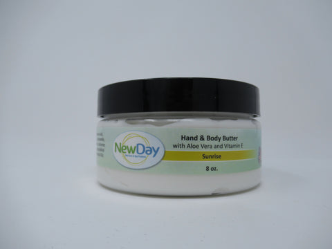 Ultra-Moisturizing Hand & Body Butter