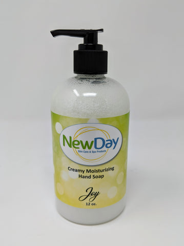 Christmas collection-Creamy Moisturizing Hand Soap