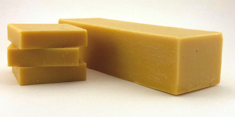 Handmade Natural Cold Processed Soap Bar - Orange Spice