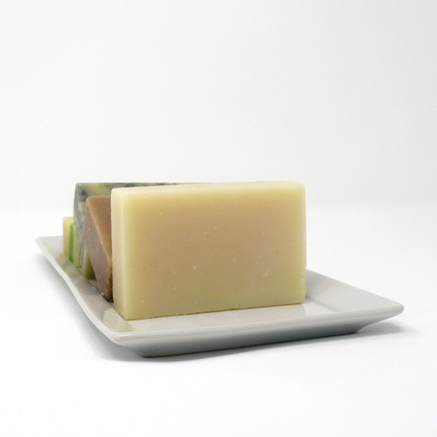 Handmade Natural Cold Processed Soap Bar - White Tea & Ginger