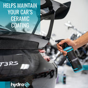 HydroSilex Ceramic Waterless Wash