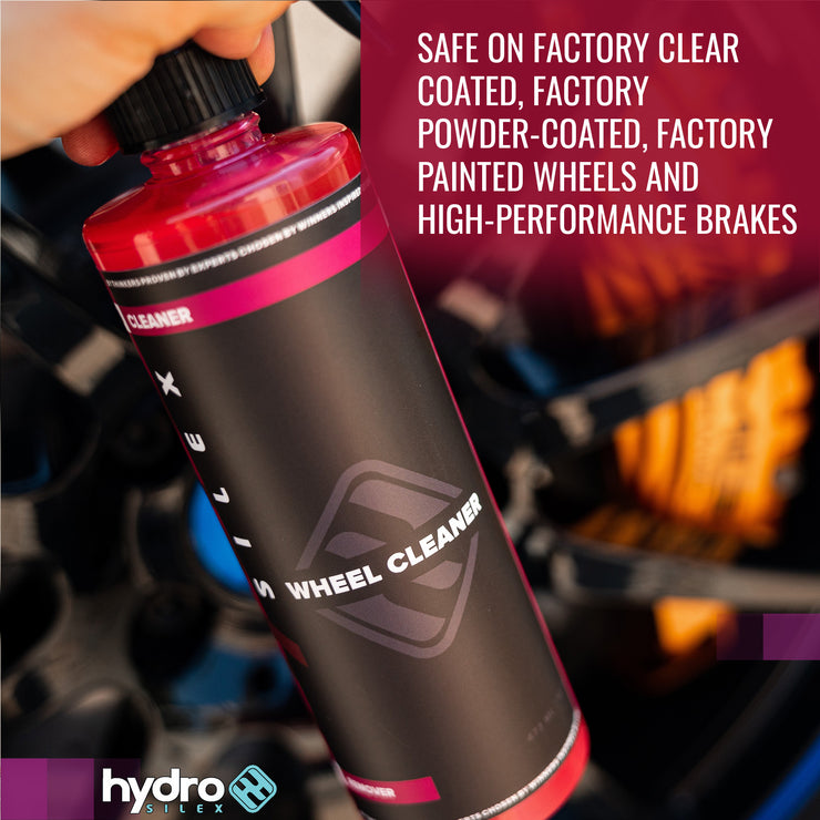 HydroSilex Wheel Cleaner