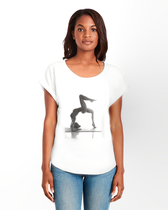 Tantra Tee Rolled Sleeve - Courageous