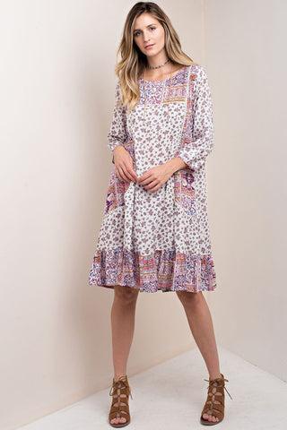 The Blossoms of Bliss Dress