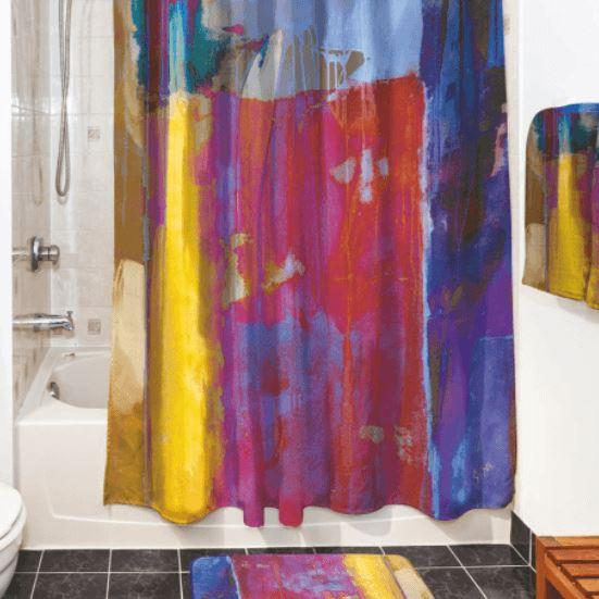 Custom Shower Curtain - TealGifts.com