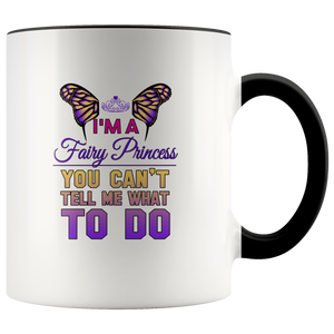 I'm A Fairy Princess 11oz Mug - TealGifts.com