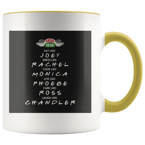 Central Perk 11oz Mug | Friends TV Show Inspired - TealGifts.com