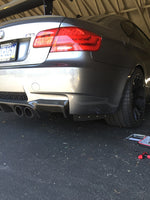 Carbon Fiber Side/Rear Fin Diffuser