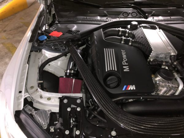 *NEW* VRSF S55 Upgraded Air intake