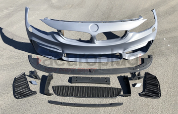 F3X 4 series M4 style front bumper