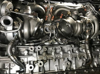 Steamspeed N54 Turbos