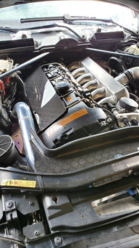 NRW N54 Ram Air Cowl E9X 3 Series