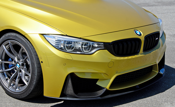 F8X M Performance Style Front Lip and Splitter