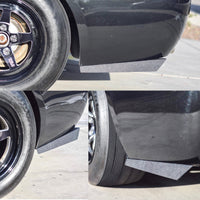 BWE E9X Rear bumper extension