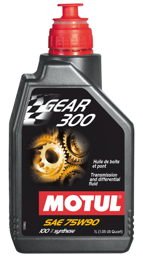 Motul Transmission Fluid/Engine Oil For BMW