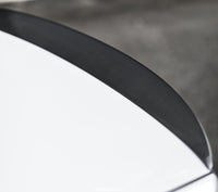 Carbon fiber performance style spoiler