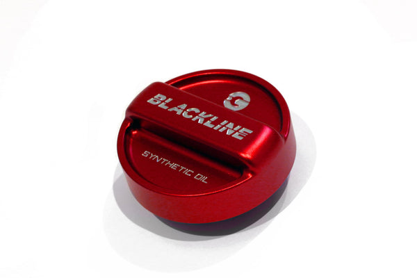 Goldenwrench A90 Supra BLACKLINE Oil Cap Cover