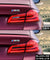 GoldenWrench BMW G30/F90 Pre LCI Blackline Taillight Overlay Kit