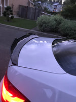 E9X Carbon Fiber Performance V2 spoiler