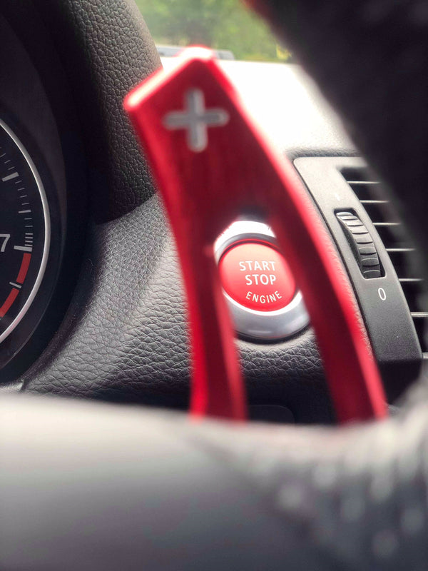 F1 Style Push Start button