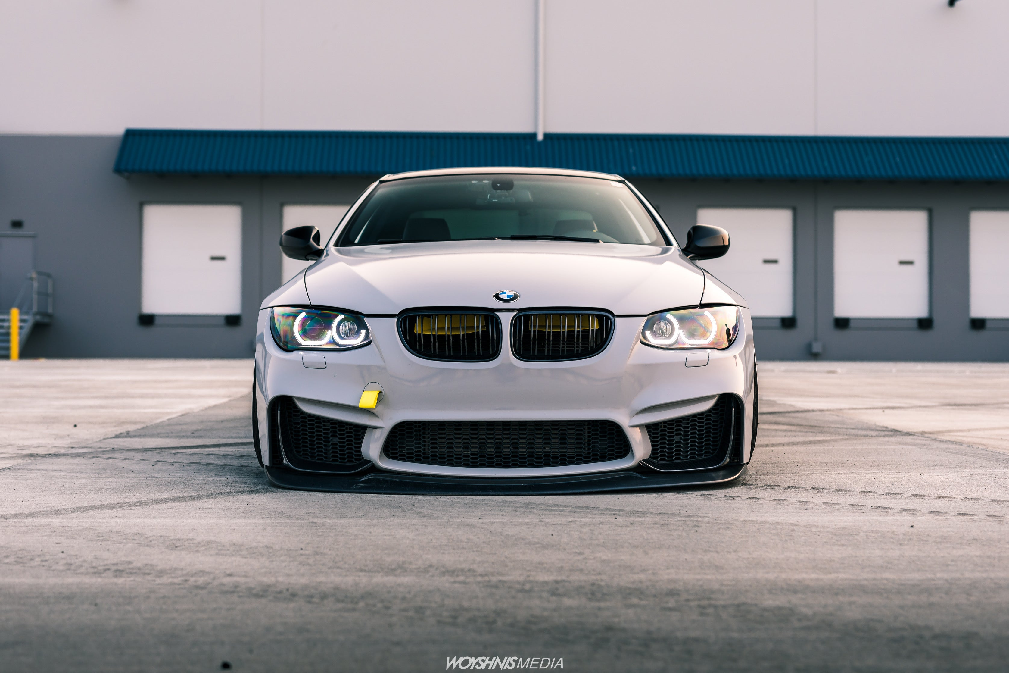 M4 style Grille for E9X
