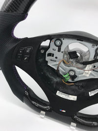 Custom Steering Wheel E9X (made to order)