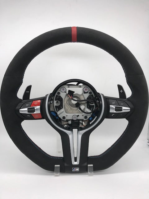 Custom F Chassis Steering Wheels