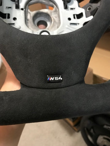 Steering/wheel badge