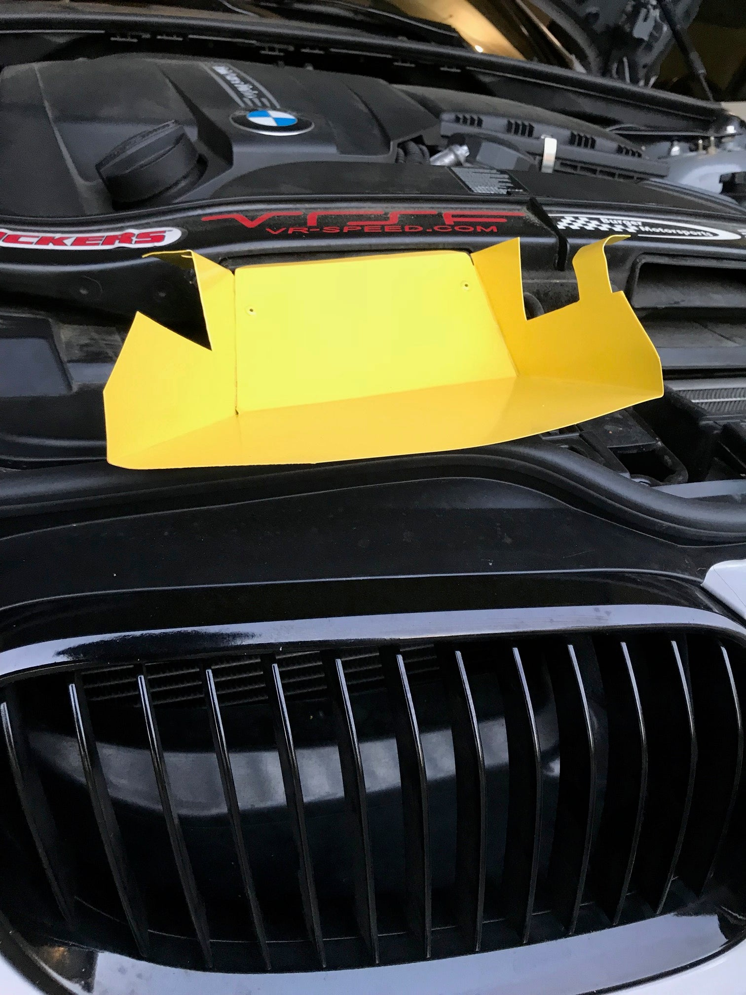 Air Intake Scoops V2 (E9X)