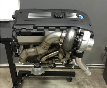 Doc Race Single Turbo Kits [NOT SOLD OUT]