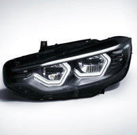 Headlight Modification Service