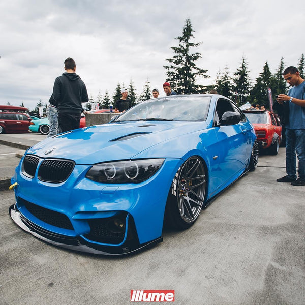 M3 style side skirt E9X 3 series