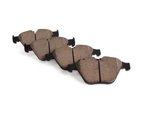 Akebono Ceramic Brake Pads for E9X 335i