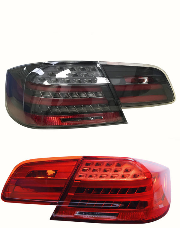E92 LCI Black Line Tail Lights