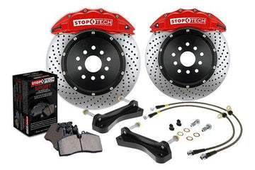 StopTech Big Brake Kits for E9X 335i/Xi