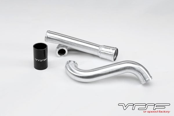 VRSF N54 Aluminum Turbo Outlet Charge Pipe Upgrade Kit