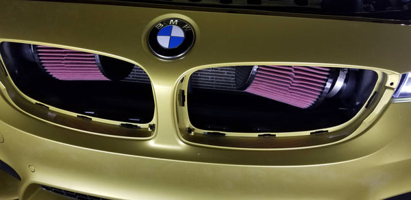 VRSF S55 Front Facing Air Intakes