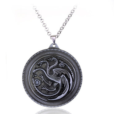Game of Thrones Pendant & Necklace